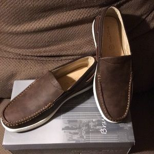 Bruno Marc Shoes - New Men's Bruno Marc loafers Sz 9.5 Christmas Gift